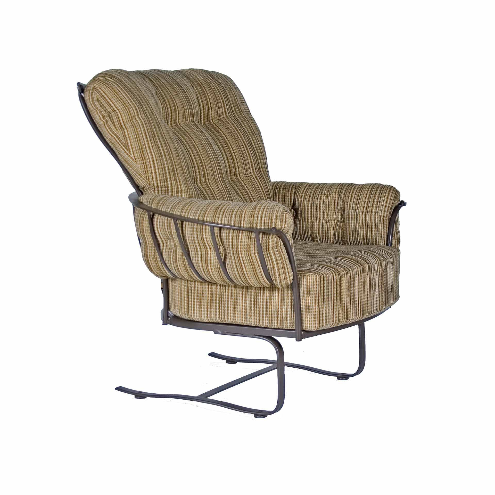 Ow Lee Monterra Spring Base Lounge Chair Leisure Living