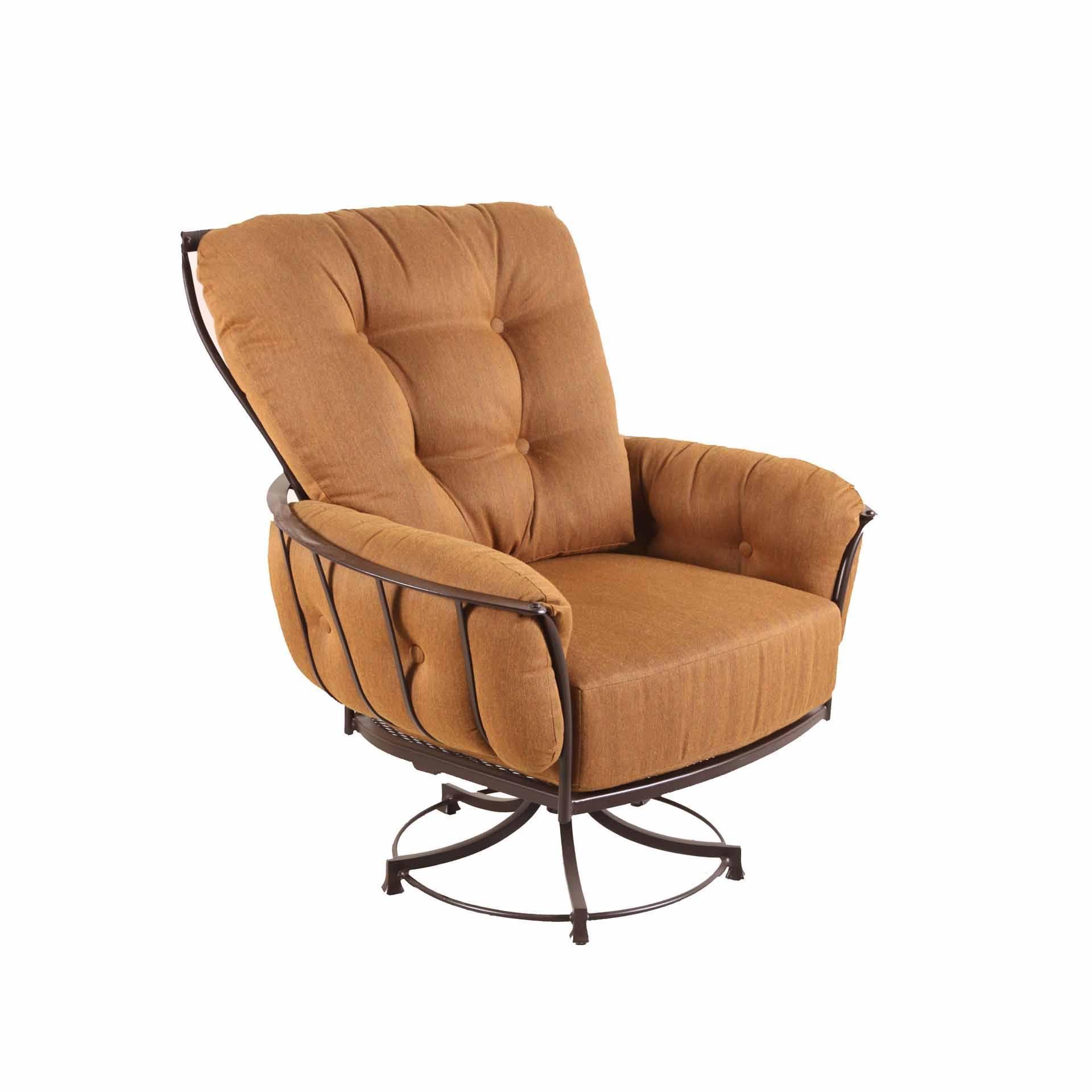 Ow Lee Monterra Swivel Rocker Lounge Chair Leisure Living
