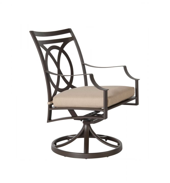 OW Lee Altura Dining Swivel Rocker