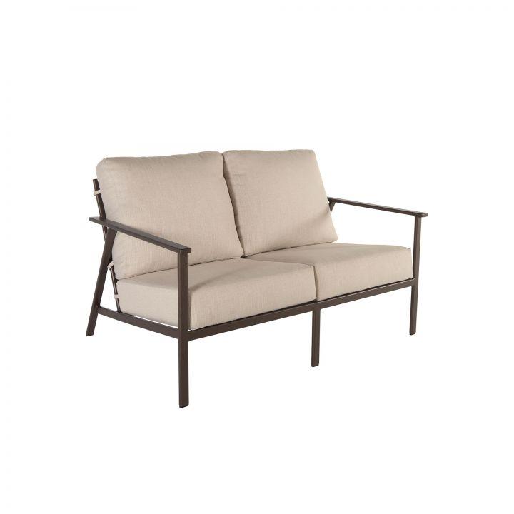 OW Lee Marin Cushion Love Seat