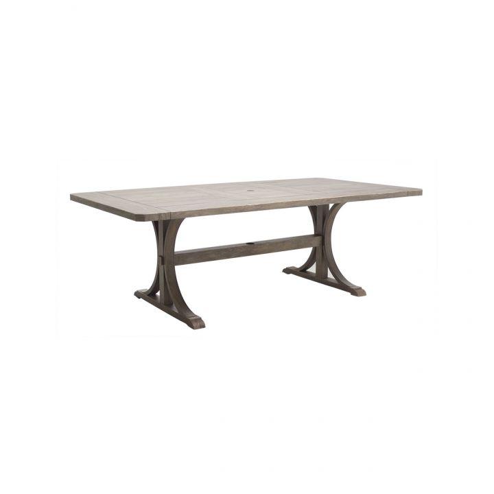 Patio Renaissance New Hampton 84X44″ Rectangular Dining Table