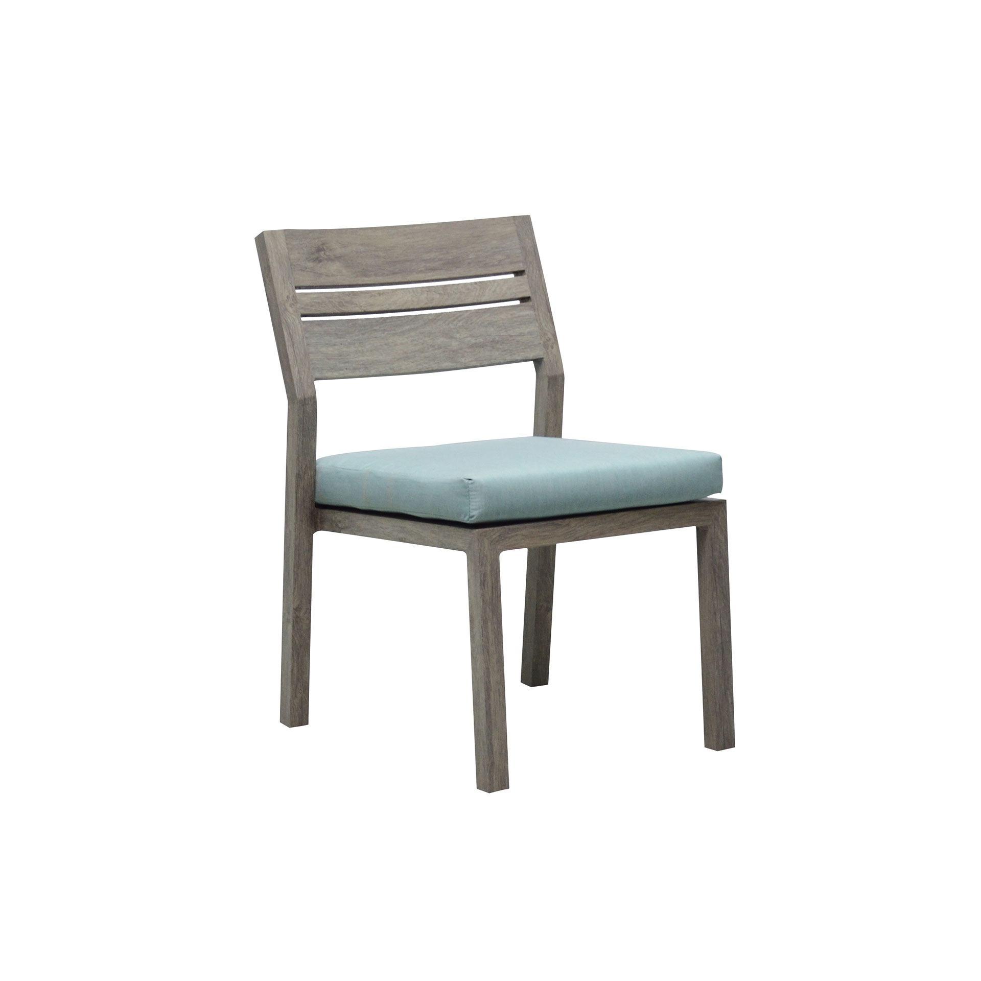 Patio Renaissance Aspen Dining Side Chair Leisure Living
