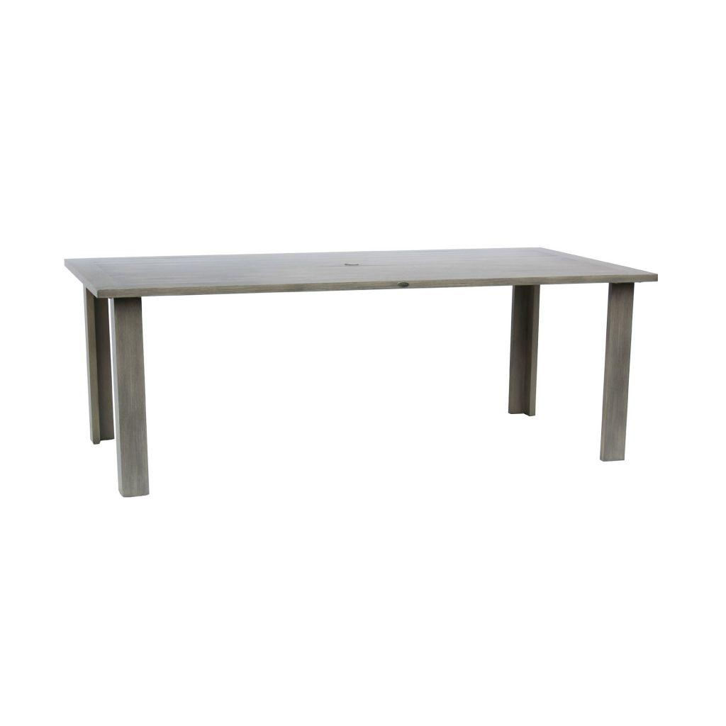 Ratana Limo X Rectangular Dining Table Leisure Living - Ratana outdoor furniture