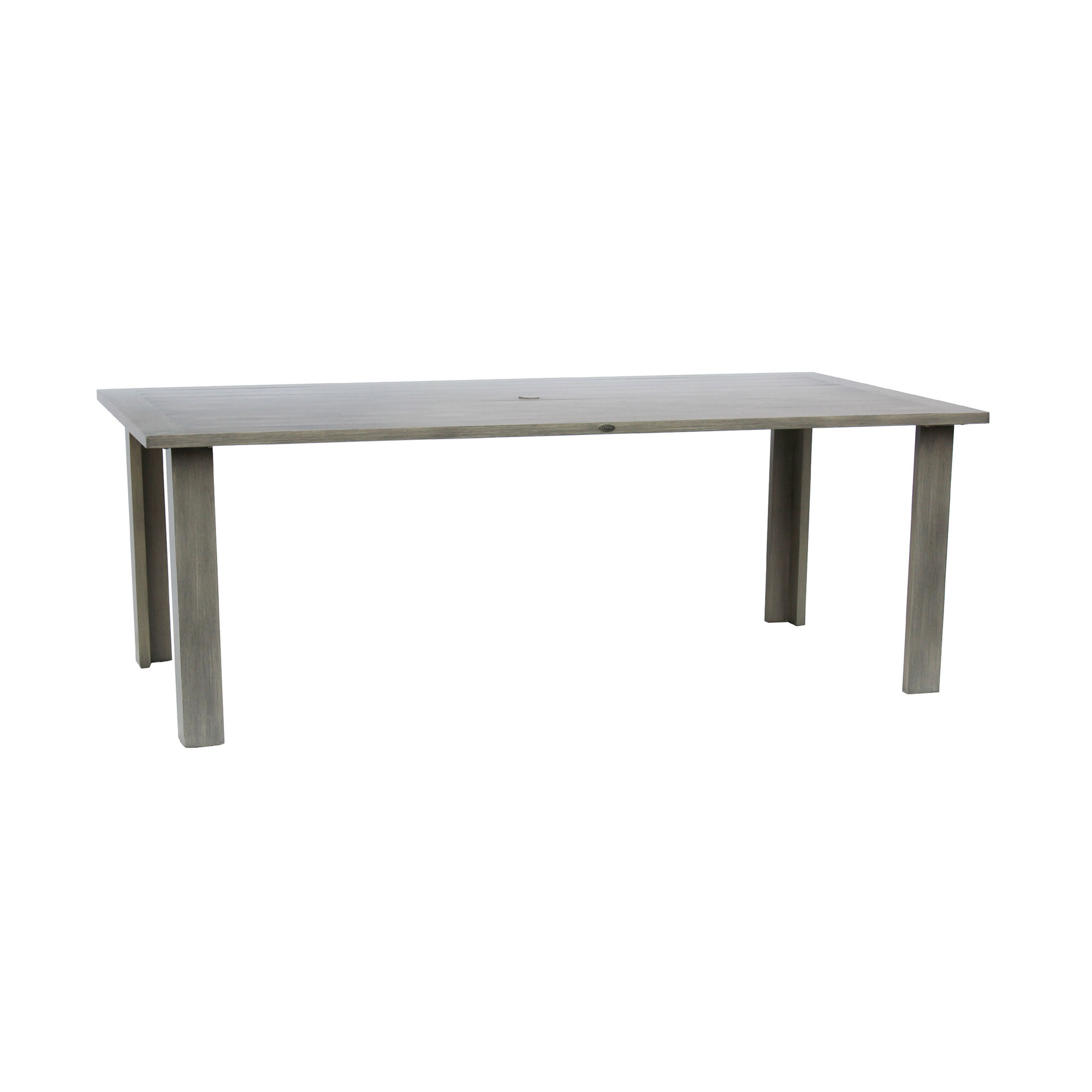 Ratana Limo 84x42 Quot Rectangular Dining Table Leisure Living