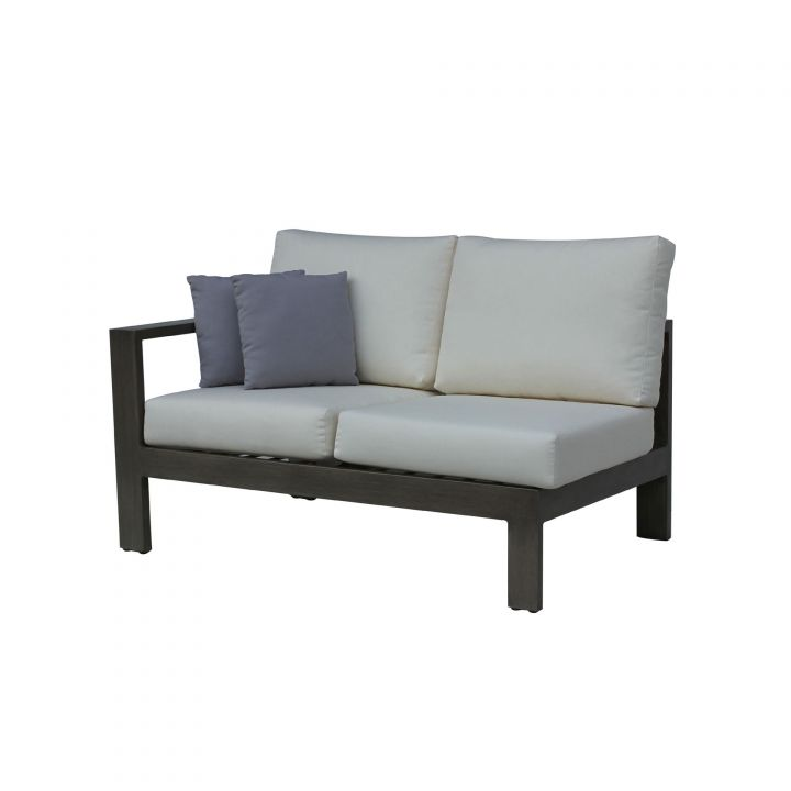 Ratana Park Lane Sectional Left Arm Love Seat