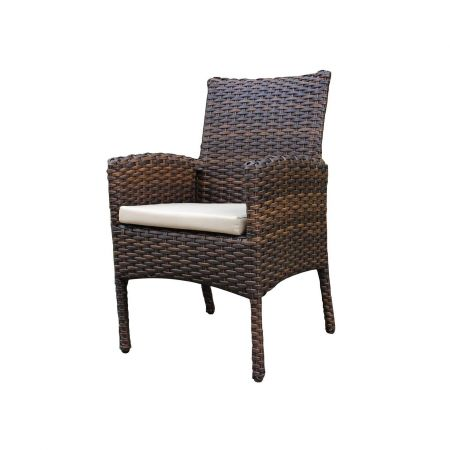 Ratana Portfino Dining Arm Chair
