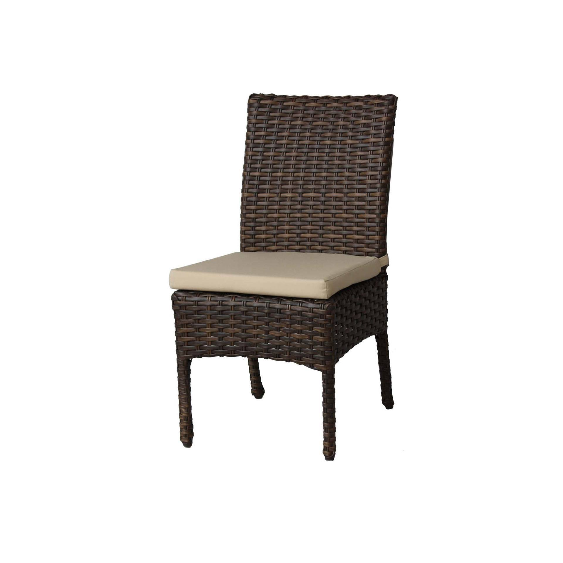 Ratana Portfino Dining Side Chair Leisure Living