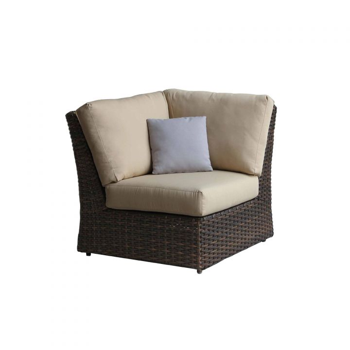 Ratana Portfino Sectional Corner Chair