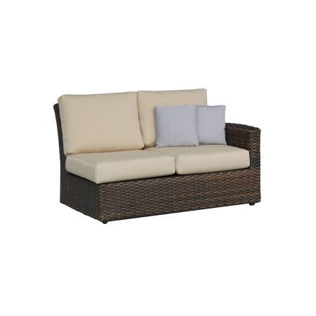 Ratana Portfino Sectional Two Seater Right Arm Love Seat