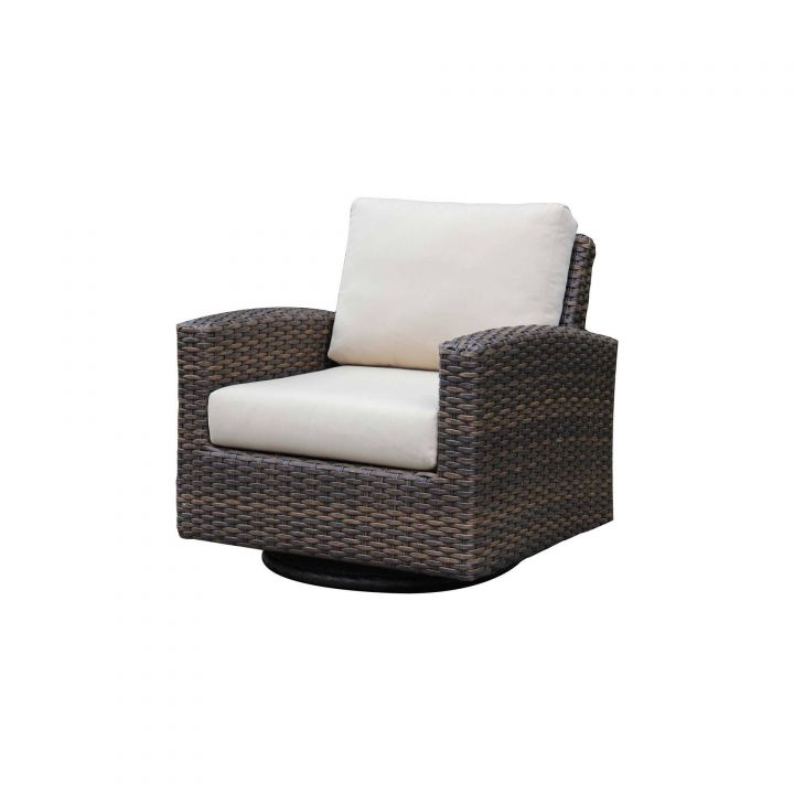 Ratana Portfino Swivel Gliding Club Chair