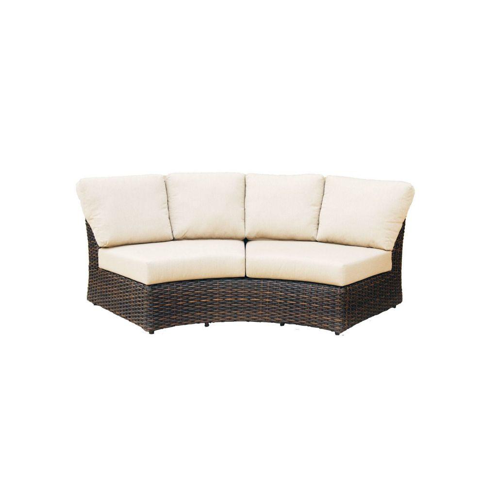 Ratana Portfino Wedge Sofa Leisure Living - Ratana outdoor furniture
