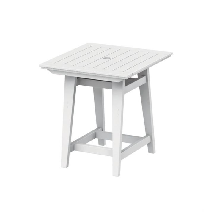 Seaside Casual Mad Fusion 33 Quot Square Balcony Table
