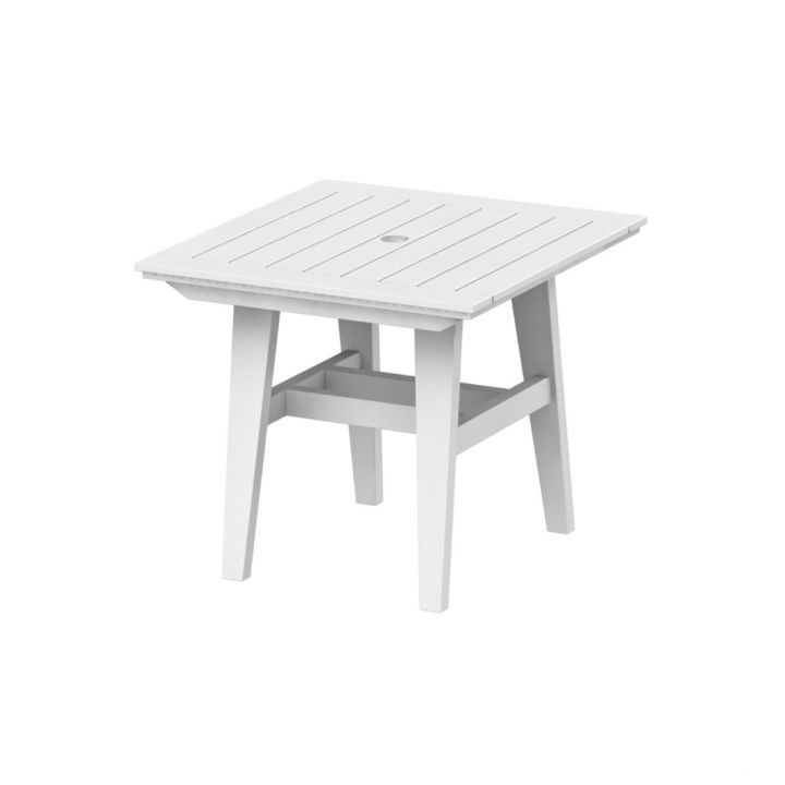 Seaside Casual Mad Fusion 33″ Square Dining Table