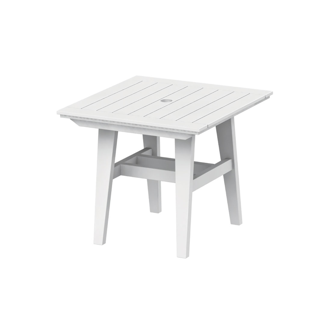 Seaside Casual Mad Fusion 33 Quot Square Dining Table
