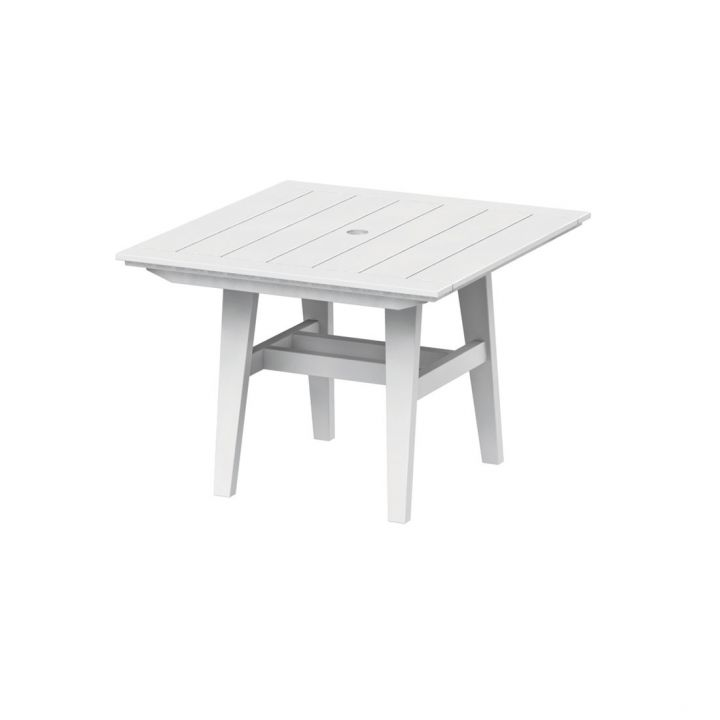 Seaside Casual Mad Fusion 40″ Square Dining Table