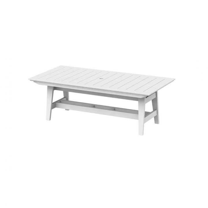 Seaside Casual Mad Fusion 85X40″ Rectangular Dining Table