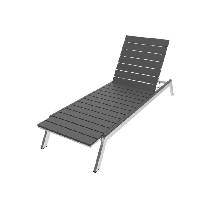 Seaside Casual Mad Fusion Chaise Lounge
