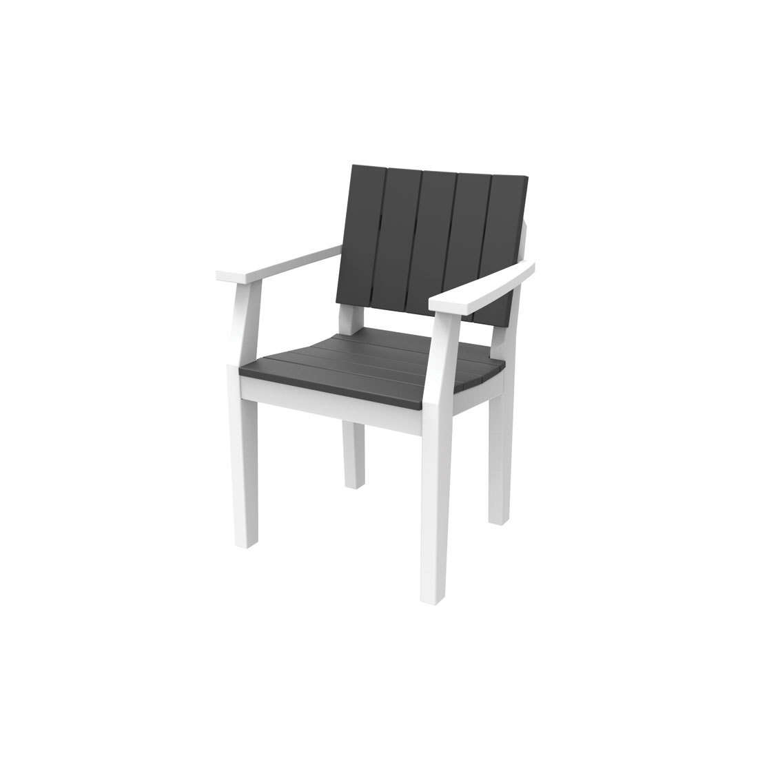 Seaside Casual Mad Fusion Dining Arm Chair Leisure Living