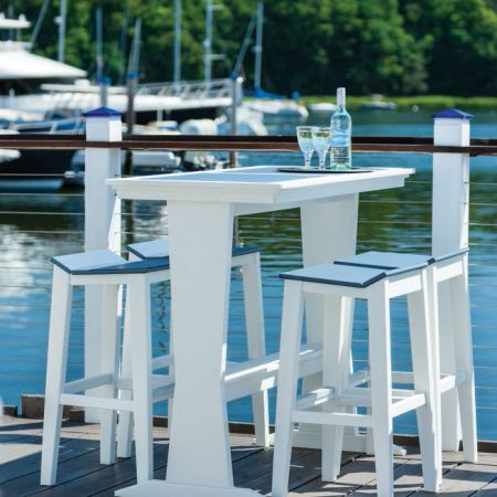 Seaside Casual Sym 5 Piece Bar Set