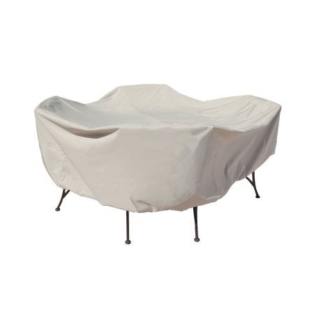 Treasure Garden 48 Round Table with Chairs Protective Cover