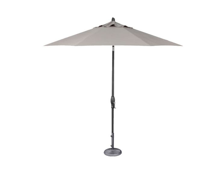 Treasure Garden 9′ Auto Tilt Umbrella – Spectrum Dove