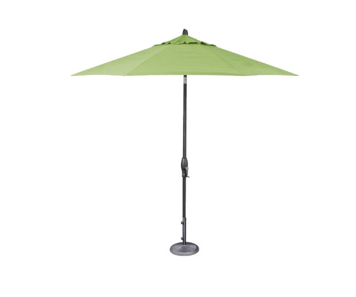 Treasure Garden 9′ Auto Tilt Umbrella – Kiwi