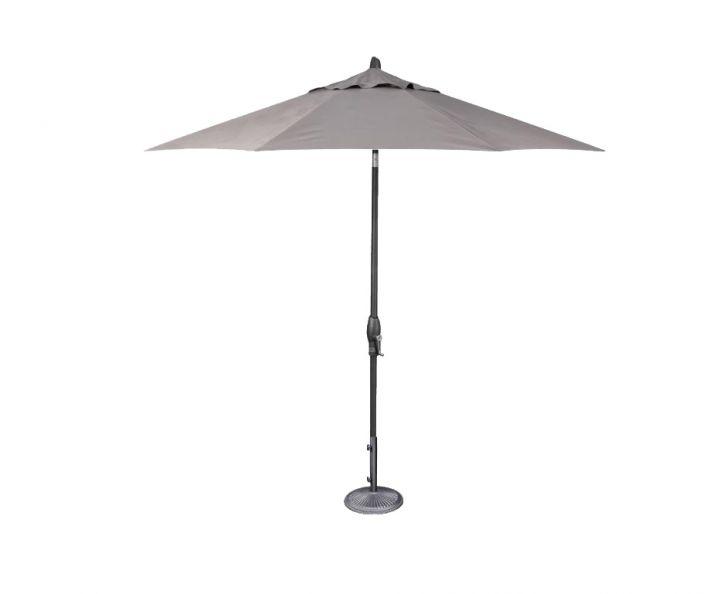Treasure Garden 9′ Auto Tilt Umbrella – Boulder