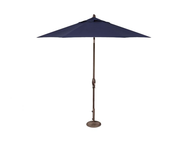 Treasure Garden 9′ Auto Tilt Umbrella – Spectrum Indigo