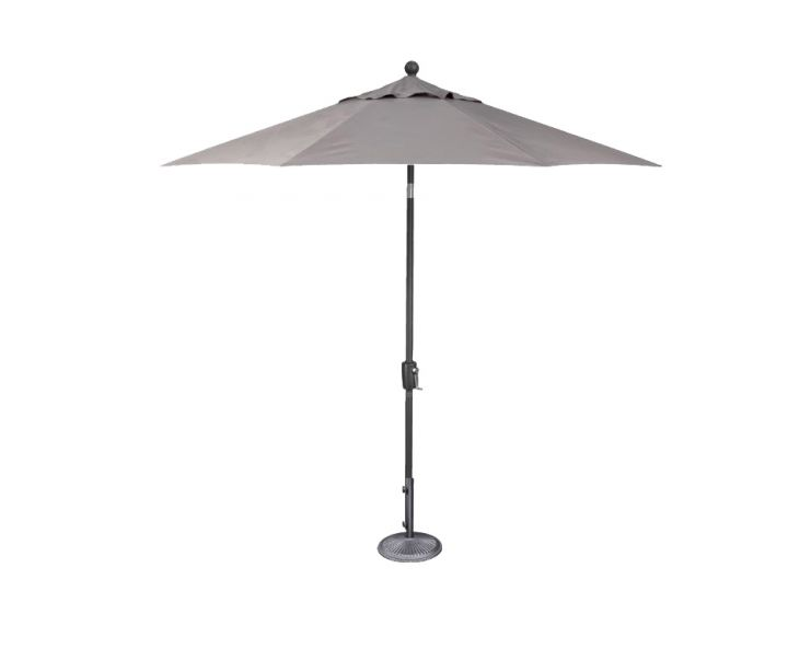 Treasure Garden 9′ PB Tilt Umbrella – Boulder