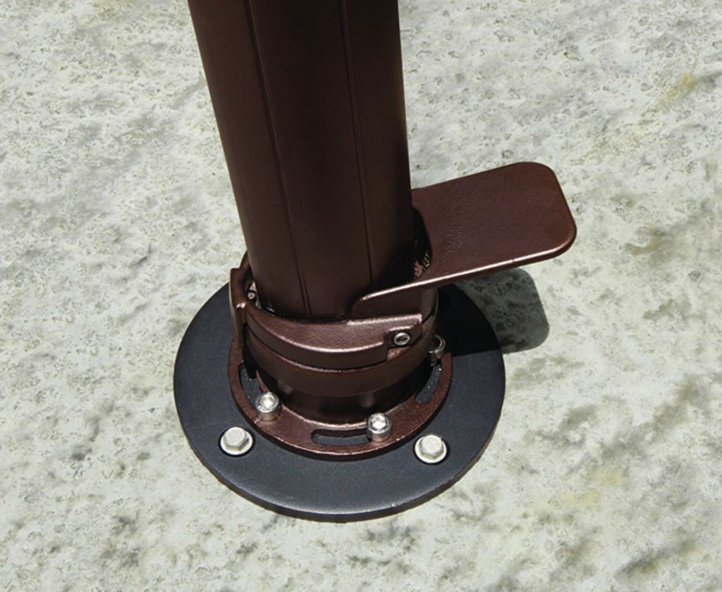 Treasure Garden AKZ Cantilever Mount Kit Options - Leisure