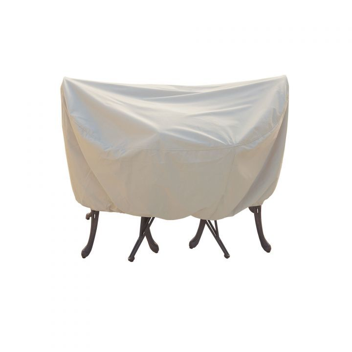 Treasure Garden Bistro/Cafe Table with Chairs Protective Cover