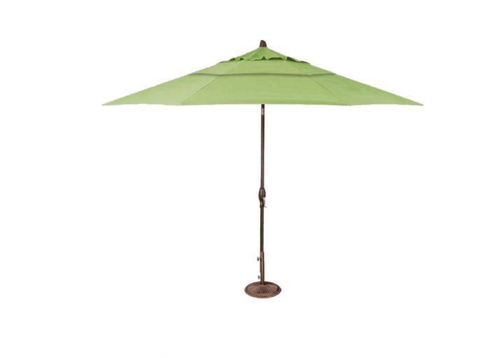 Treasure Garden 11′ Auto Tilt Umbrella – Macaw
