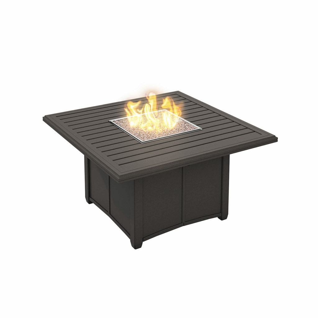 Tropitone Banchetto 48 Quot Square Fire Pit Leisure Living