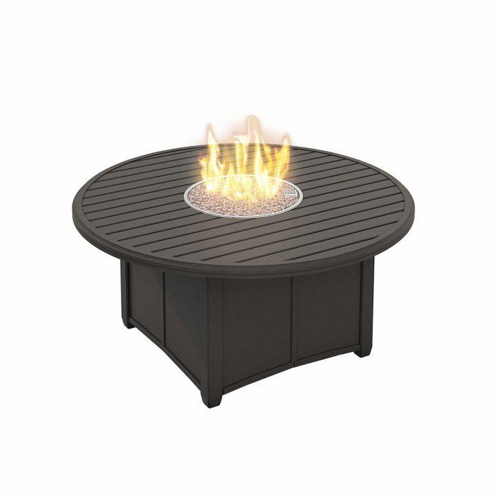 Tropitone Banchetto 54″ Round  Fire Pit