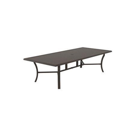 Tropitone Banchetto 108x48 Rectangular Dining Table