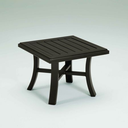 Tropitone Banchetto 24 Square Tea Table