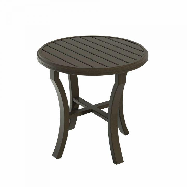 Tropitone Banchetto 30″ Round Dining Table