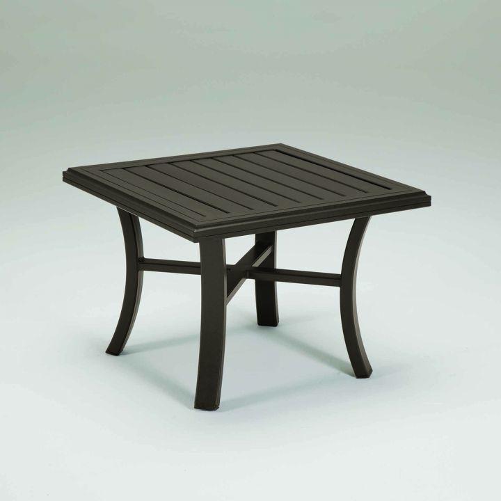 Tropitone Banchetto 30 Square End Table