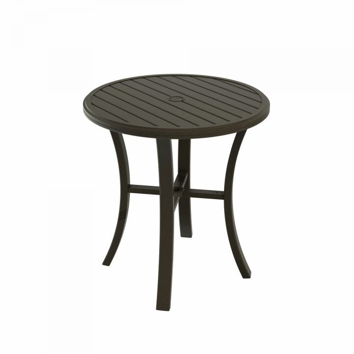 Tropitone Banchetto 36″ Round Bar Table