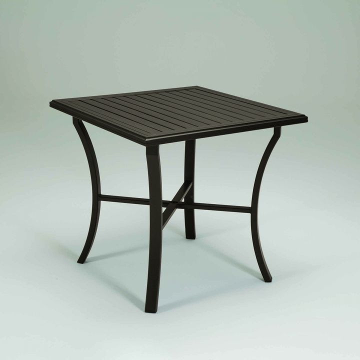 Tropitone Banchetto 36 Square Bar Table