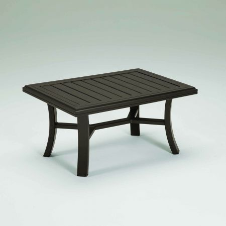 Tropitone Banchetto 36x24 Rectangular Coffee Table