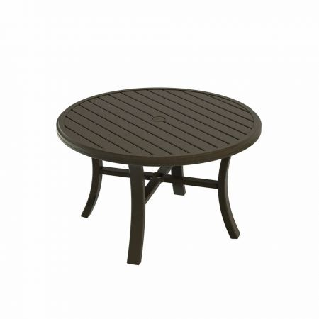 Tropitone Banchetto 42 Round Chat Table