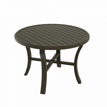 Tropitone Banchetto 42 Round Dining Table