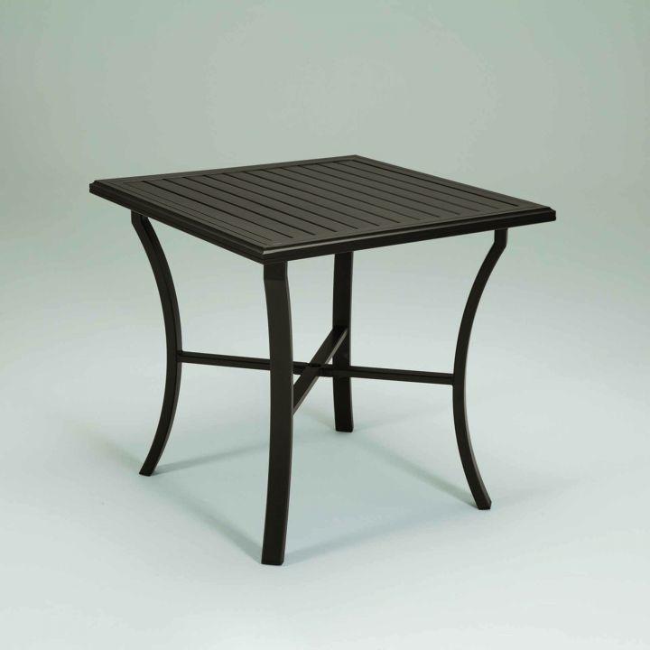 Tropitone Banchetto 42″ Square Bar Table