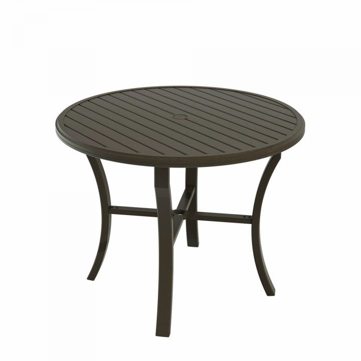 Tropitone Banchetto 48 Round Gathering Table