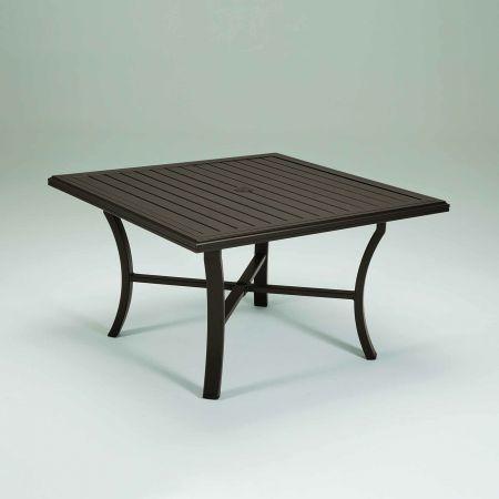 Tropitone Banchetto 48 Square Dining Table