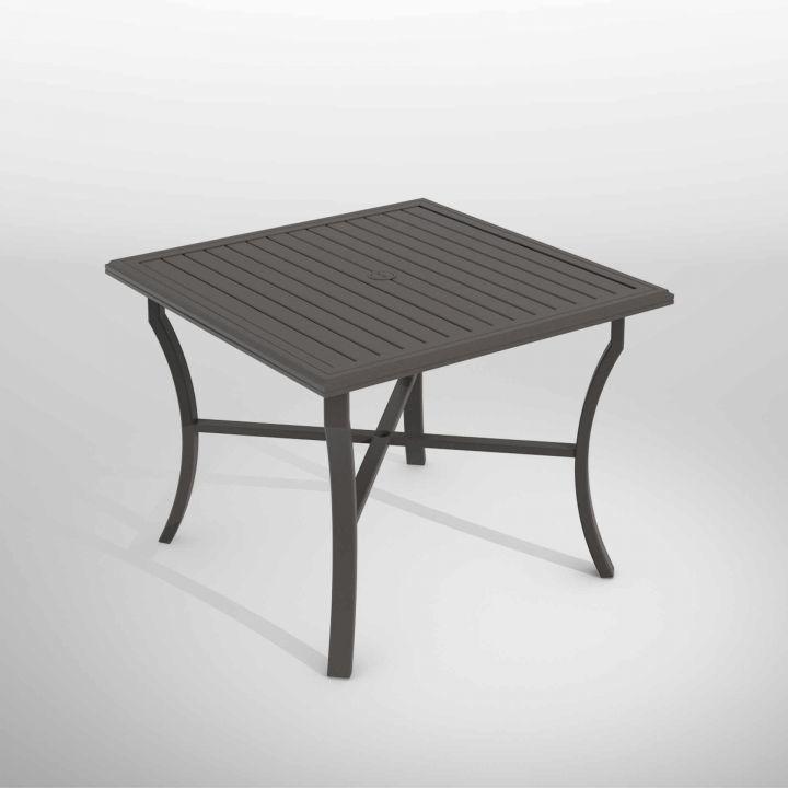 Tropitone Banchetto 48″ Square Gathering Table