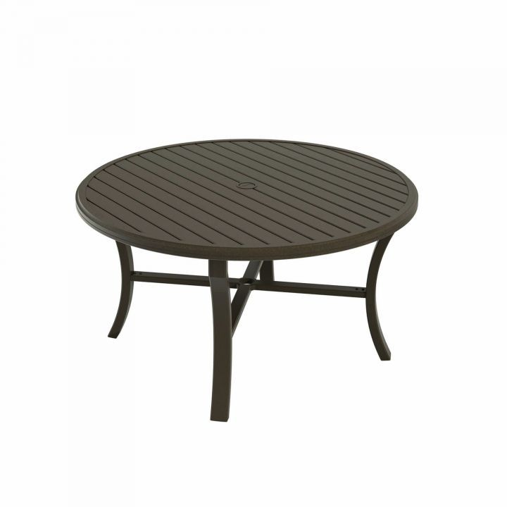 Tropitone Banchetto 54″ Round Dining Table