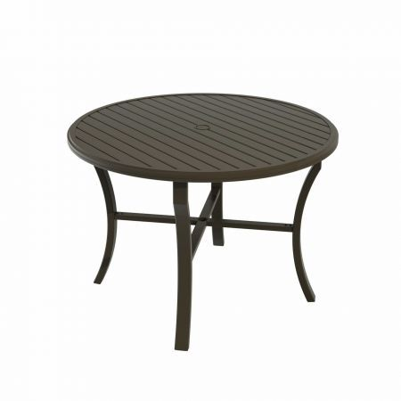 Tropitone Banchetto 54 Round Gathering Table