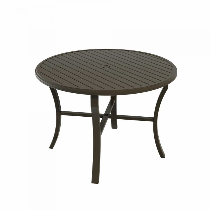 Tropitone Banchetto 54″ Round Gathering Table